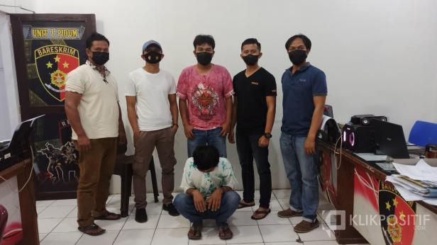Seorang pemuda asal Kecamatan Mungka ditangkap polisi atas kasus pencabulan