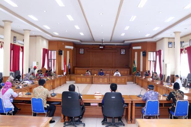 DPRD sampaikan Laporan Kinerja DPRD Kota Payakumbuh Tahun 2020