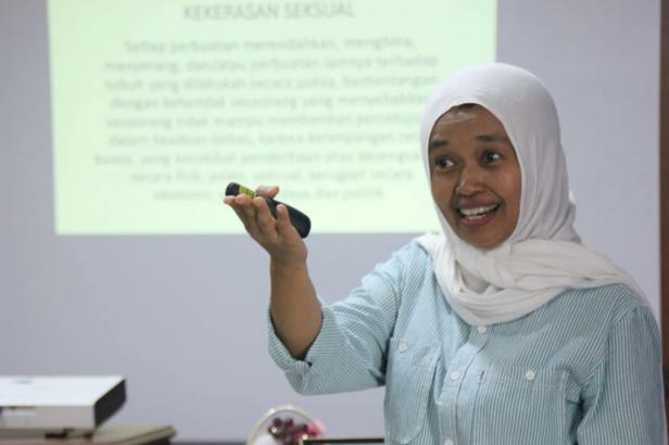 Kepala Ombudsman Sumatera Barat (Sumbar) Yefri Heriani