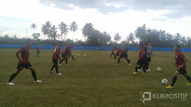 Semen Padang FC jelang lawan Persepak Payakumbuh