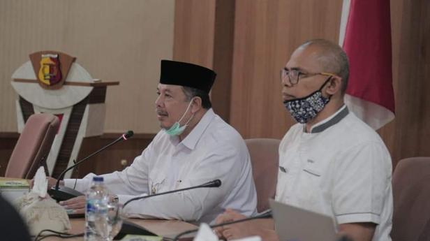 Wako Solok, Zul Elfian buka bimtek GDPK kota Solok