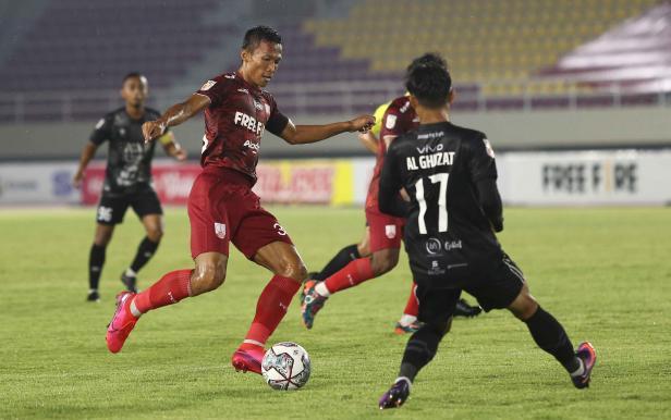 Tim Persis Solo melawan Putra Sunan Giri (PSG) Pati menjadi laga pembuka Liga 2