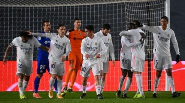 Madrid menang tipis dari Atalanta