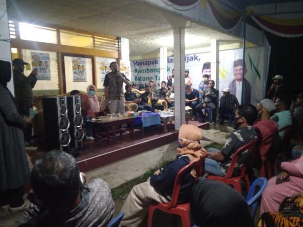 Kampanye Fakhrizal di Limapuluh Kota