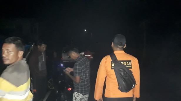 Tim SAR di Kecamatan Ranah Batahan, Pasbar