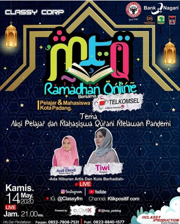 MTQ Ramadhan Online