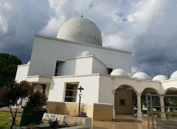 Masjid Nurul Amin Pagaruyung