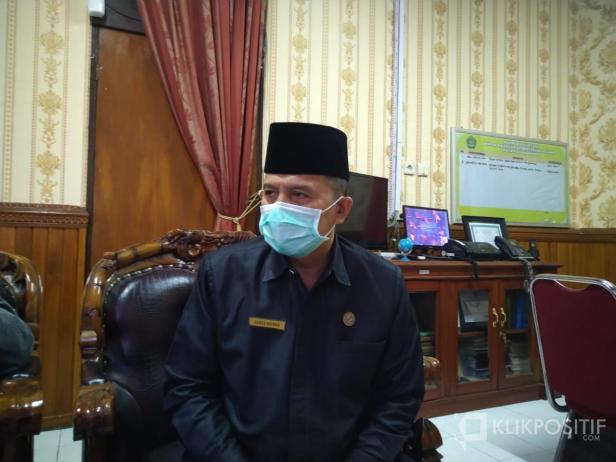 Kepala Kantor Kemenag Payakumbuh, Ramza Husmen.