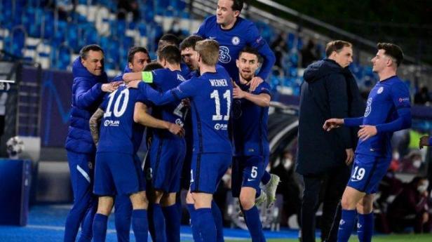 Chelsea berhasil lolok ke partai final Liga Champions
