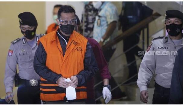 tersangka kasus suap eks Menteri Sosial Juliari P Batubara
