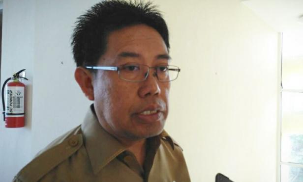 Kepala Dinas Pekerjaan Umum (PU) Sumbar, Fathol Bari