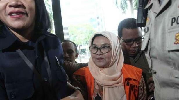 Mantan Menteri Kesehatan Siti Fadilah Supari