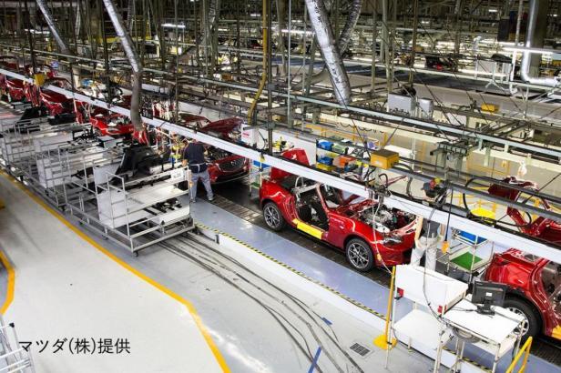 Ilustrasi: Mazda