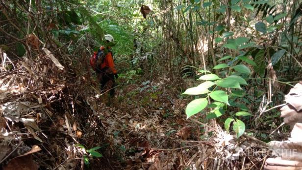 Masih Belum Ditemukan, Basarnas 50 Tetap Lakukan Pencarian di Hari Lebaran