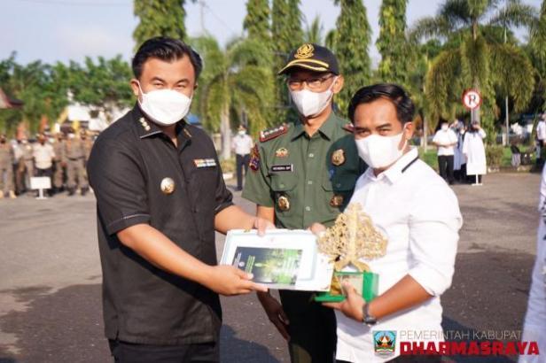 Masyarakat Hukum Adat Dharmasraya Raih Terbaik III  Lomba Wana Lestari 2021