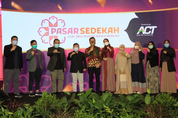 Pasarsedekah.com diluncurkan ACT pada Selasa (22/12)