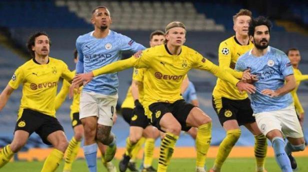 Dortmund Vs City