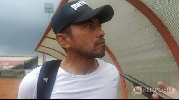 Pelatih kepala PSIM Yogyakarta Seto Nurdiyantoro