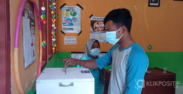 Pemilihan anggota Bamus Nagari Simpang Kapuak.