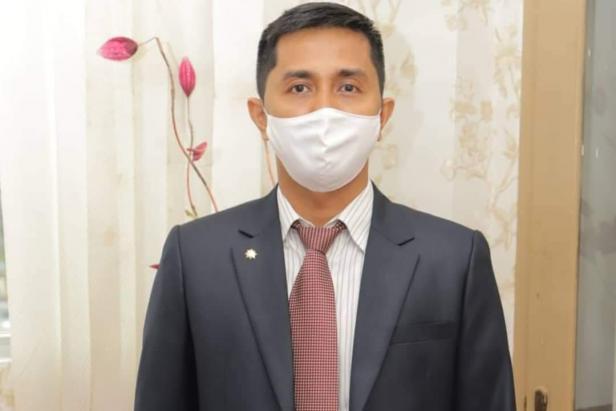 Kepala Bagaian Protokol dan Komunikasi Pimpinan (Prokomp) kota Solok, Nurzal Gustim
