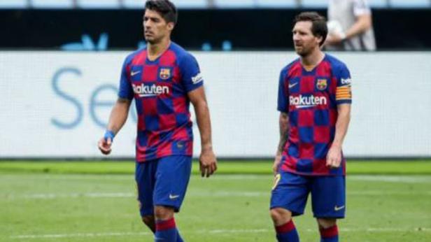 Suarez dan Messi