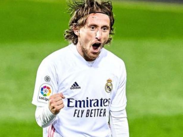 Luca Modric