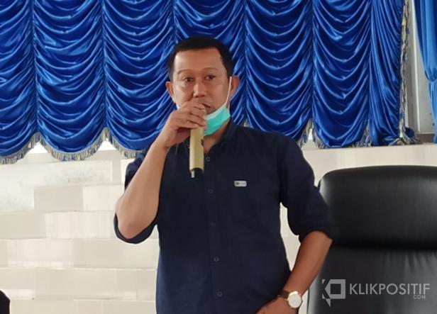 Mondi Harto Ketua terpilih KONI Kabupaten Pasaman Barat periode 2021 - 2025