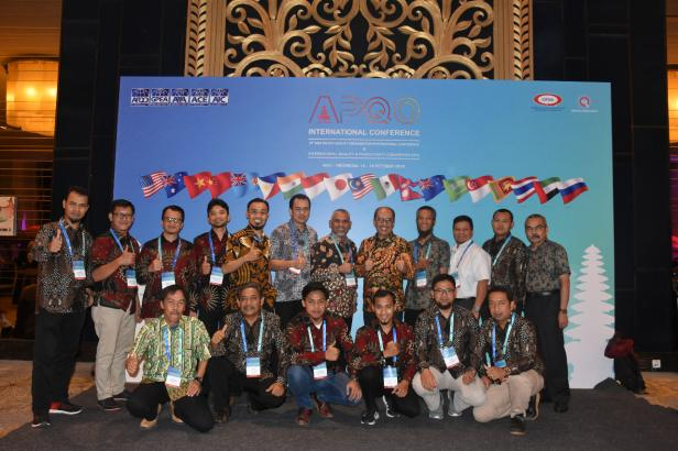 Tim Inovasi Semen Padang ketika mengikuti sebuah ivent inovasi beberapa waktu lalu