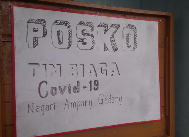Posko Siaga COVID-19