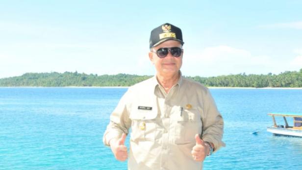 Wakil Gubernur Sumatera Barat Nasrul