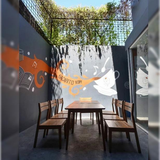 Kafe Bacarito Kopi