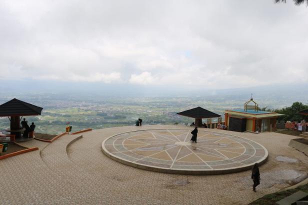 View dari Objek Sajuta Janjang