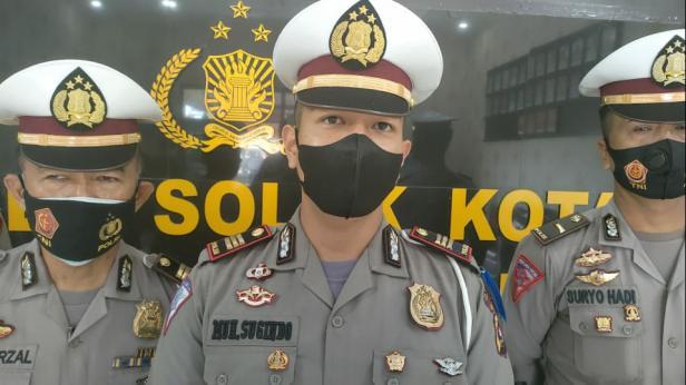 Kasatlantas Polres Solok Kota, AKP Muhammad Sugindo