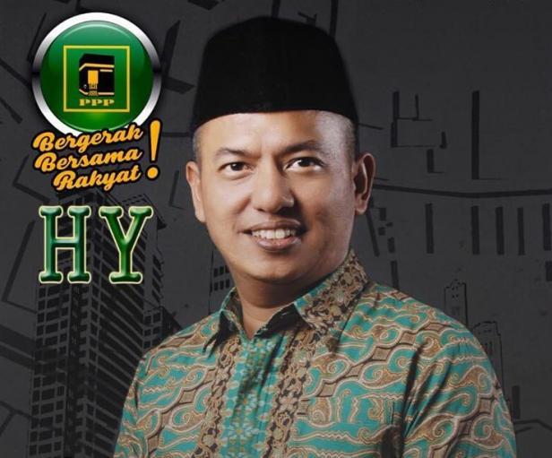 Ketua PPP Kota Solok, Herdiyulis, SH.MH