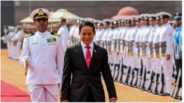 Presiden Myanmar