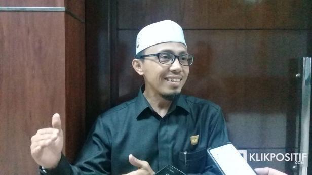 Ketua Dewan Pimpinan Wilayah (DPW) Partai Keadilan Sejahtera (PKS) Sumatera Barat, Irsyad Syafar