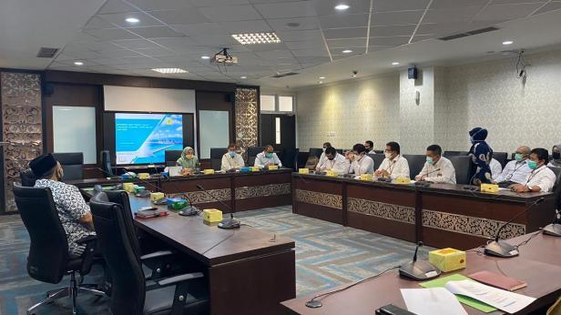 Manajemen PLN UIW Sumbar menghadiri undangan Rapat Dengar Pendapat (RDP) bersama Komisi IV DPRD Provinsi Sumatera Barat pada Senin (15/6) di Gedung DPRD Sumbar.