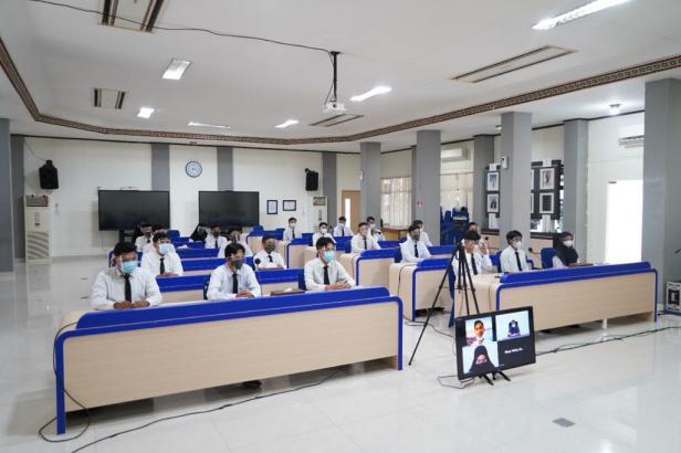 PLN Sumbar Sambut Mahasiswa dalam Program Magang Mahasiswa Bersertifikat (PMMB)