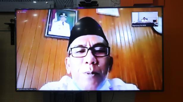 Diskusi PLN Sumbar bersama Wali Nagari