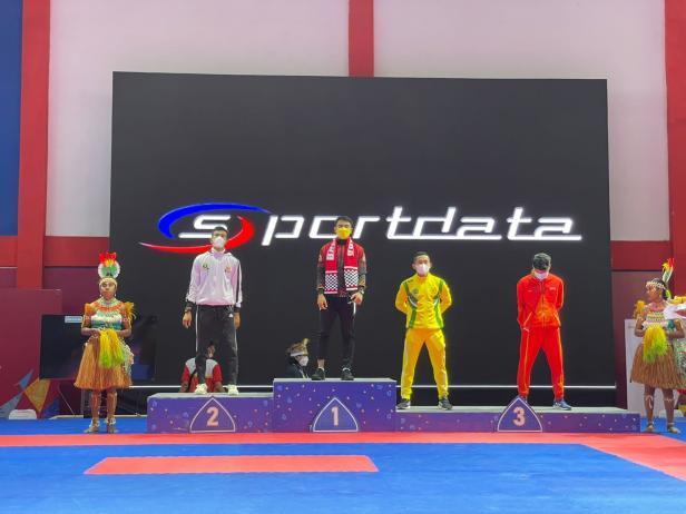 Karate Kembali Sumbang Medali Perak