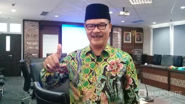 Wakil Ketua Dewan Pimpinan Wilayah (DPW) PPP Sumatera Barat Dawippetra Dt Manjinjiang Alam