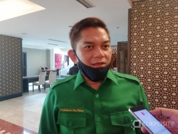 Ketua DPC PPP Kota Padang Maidestal Hari Mahesa