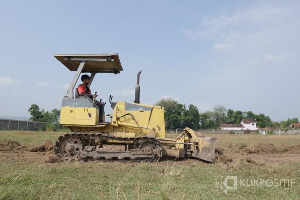 PS Sleman Mulai Pembangunan Training Center