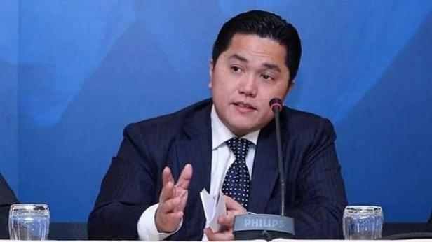 Ketua Pelaksana Komite Penanganan Covid-19 dan Pemulihan Ekonomi Nasional/PEN, Erick Thohir