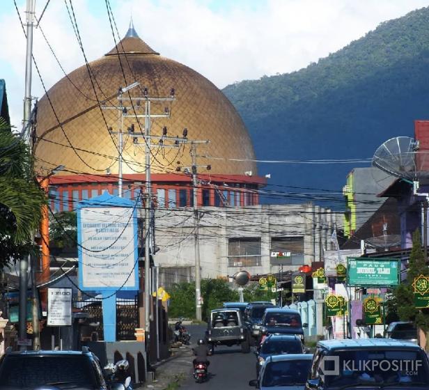 Masjid Jamik Aua Kuniang Bukittinggi