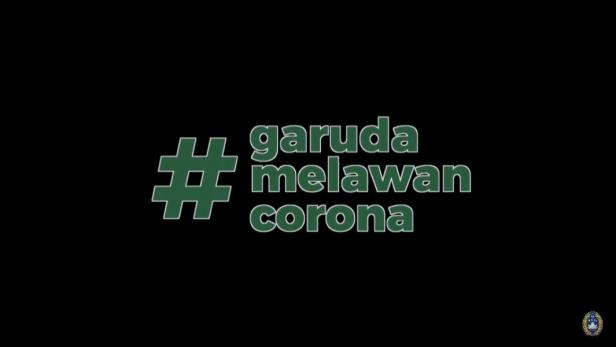 Garuda Melawan Corona