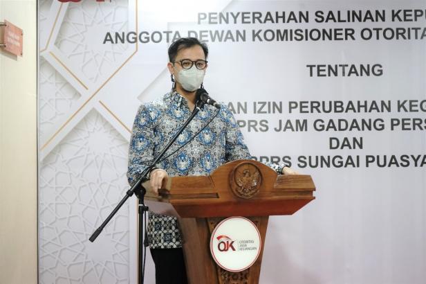 Wali Kota Erman Safar