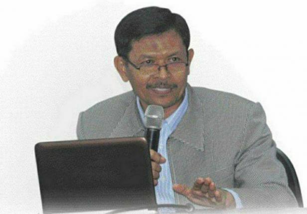 Pakar Komunikasi Politik Unand Najmuddin M Rasul
