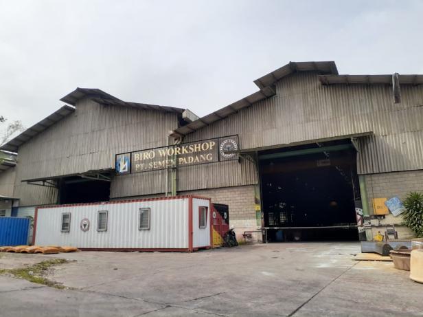 Workshop PT Semen Padang