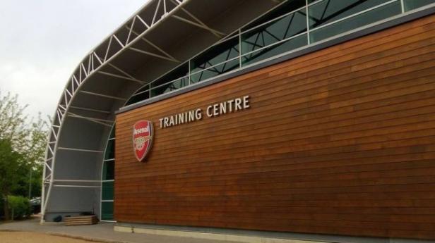 Pusat latihan Arsenal di London